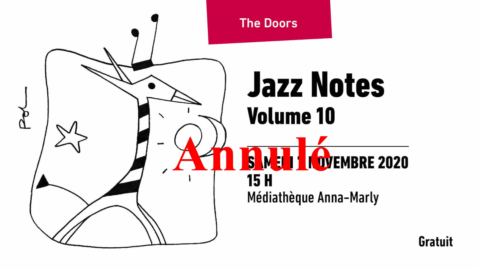 jazz notes annul